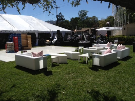 Lounge furniture rental los angeles couches ottomans benches | Yelp