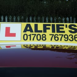 Alfie's Driving School, Essex, London