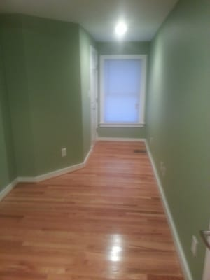 high quality interior paint job using benjamin moore aura yelp. Black Bedroom Furniture Sets. Home Design Ideas