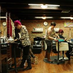 Euphoria color hair salon 25 photos hair extensions for 360 salon fayetteville nc