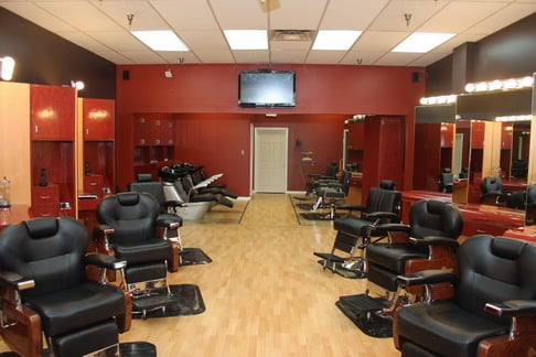 Barber Shop Lounge : Visit My Barbers Lounge, an upscale barbershop that caters to men ...