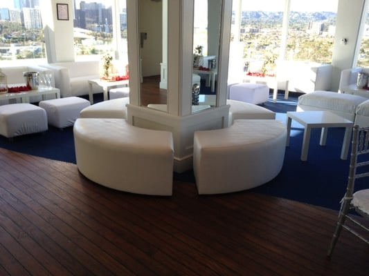 lounge furniture rental san diego los angeles white leather ...