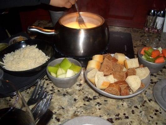 Theme Restaurant Copycat Recipes: The Melting Pot Quattro ...