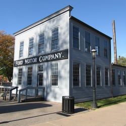 Ford motor company building for Ford motor company museum