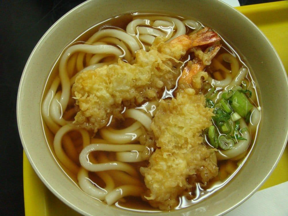 Shrimp Tempura Udon | Yelp