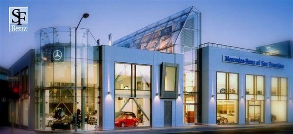 Mercedes benz of san francisco car dealers san for Mercedes benz in san francisco