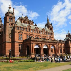 The sun comes out over Kelvingrove #yelpgallery