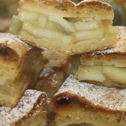 Scrumptious apple tarts