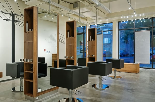 Styling stations yelp for Modern salon stations