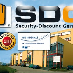 Security Discount Germany, Darmstadt, Hessen, Germany