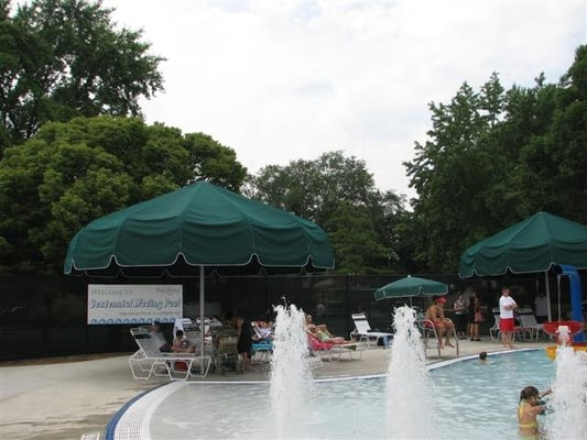Centennial Park Pool Swimming Pools Park Ridge Il Yelp