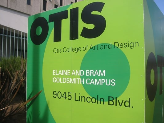 otis college of art and design essay