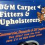 D&M Carpetfitters and Upholsterers