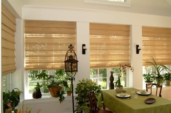 Grass Cloth Roman Shades 2017 Grasscloth Wallpaper