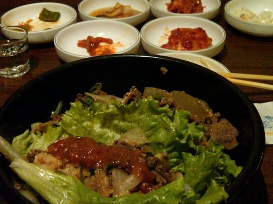 Seoul garden korean greensboro nc reviews photos for Fish market greensboro nc