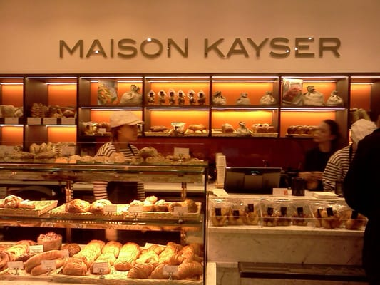 Maison kayser bakeries midtown west new york ny for Maison a new york