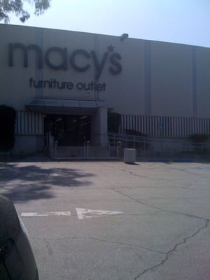 Macy S Mission Road Furniture Outlet Closed Furniture Stores Lincoln Heights Los Angeles