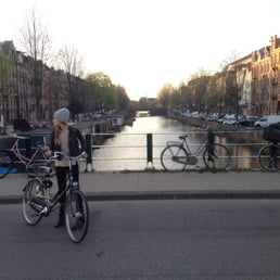 You're not fully experiencing Amsterdam unless you travel as the locals do!