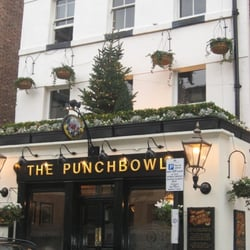 The Punchbowl, London