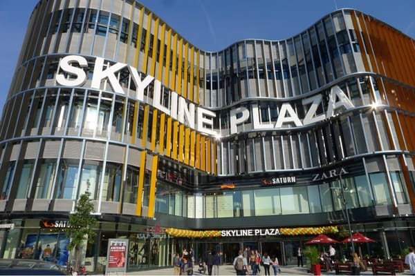 skyline plaza shopping centers gallus frankfurt hessen germany yelp. Black Bedroom Furniture Sets. Home Design Ideas