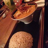 Veggie massaman curry. Very tasty