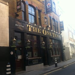 One Tun, London, UK