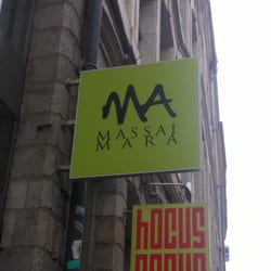 Massaï Mara, Lille, France