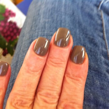 Shellac. Tell me this ROCKS!!! Beautiful brown color! Many to choose