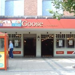 The Goose On The Broadway, London