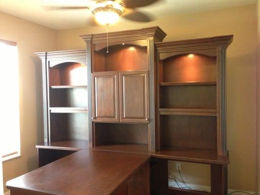 Wonderful Peninsula Desks  Partners Desks  High End Home And Office Furniture