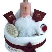 Spa Pamper cake