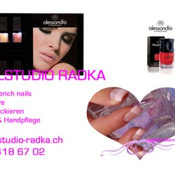 Nagelstudio Radka, Zürich, Switzerland