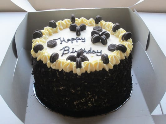 Oreo Cookies and Cream Layer Cake | Yelp