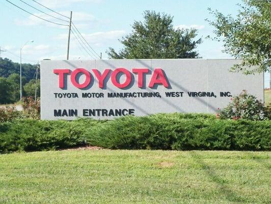 Toyota Factories