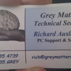 Grey Matter Technical Services, San Francisco, CA