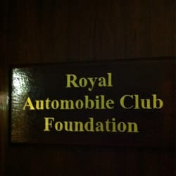 Royal Automobile Club, London