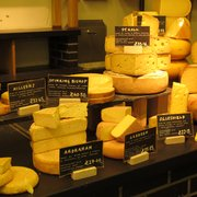 Neals Yard Dairy, London