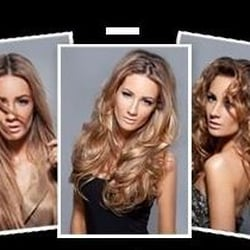 salon hair extensions, London