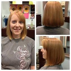 Samantha marie s hair design at phenix salon suites hair stylists