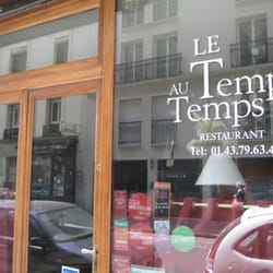 Le Temps au Temps, Paris