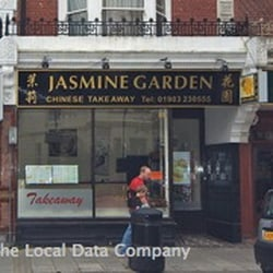 Jasmine Garden, Worthing, West Sussex
