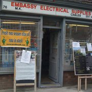 Embassy Electrical Supplies, London, UK