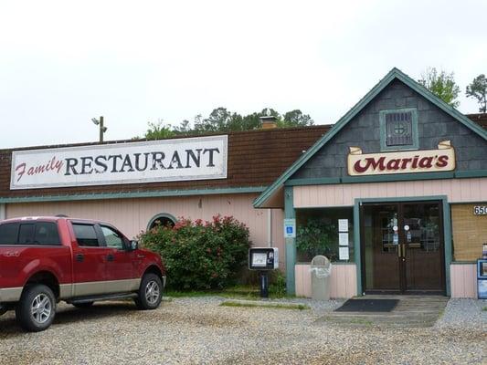 Maria S Chincoteague Island