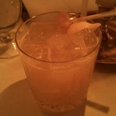 Penicillin with candied ginger. Eat your heart out, CK.