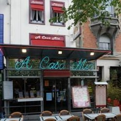 A Casa Mia Restaurant Pizzéria, Reims, France