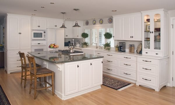 Kitchen cabinets high pressure plastic laminate doors yelp for Plastic laminate kitchen cabinets