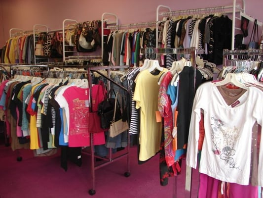 Used clothing stores near me