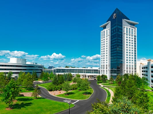How to get to Turning Stone Resort Casino from 5 nearby