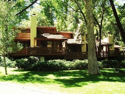 Junipine resort bed breakfast sedona az yelp for Sedona cabins and lodges