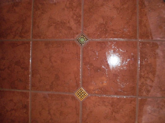 Compliment Send Message Imported Spanish Tile Kitchen Floor Tile